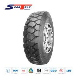 Aço de Alta Qualidade e Pesados Tubeless todos os pneus de camiões TBR radial de aço 385/65R22.5 11.00r20 13R22.5 12.00R24