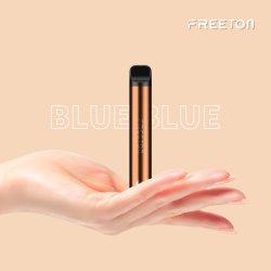 2021 مصنع بالجملة سعر نفخة زائد قابل للتفخر قلم Vape بار سيكاريتا إلكترونى