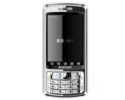 Телевизор Quadband две SIM-карты с двумя мобильного телефона в режиме ожидания (Anycool T808)