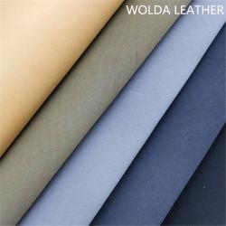 새로운 디자인 양벅 가죽 같은 신발 정품 가죽(WD19037)