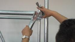 Collare basso di inizio del collare dell'armatura per l'impalcatura di Ringlock