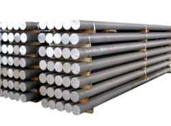 ASTM 304 316L 904L مقصف ممشط SS 310S 309S مقاوم للصدأ قضيب مصقول من الفولاذ