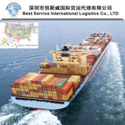 Expédition de marchandises de la mer de Chine à Phoenix, Az. (USA)