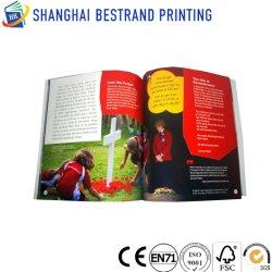 Impression de livres pour enfants à couverture rigide de haute qualité avec papier recyclable
