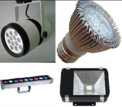 LED 스팟 조명/파급 조명/월등/트랙 조명/투광등