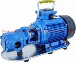 Pompe à engrenages de la Cat 220V 750W CA Pompe à huile de lubrification