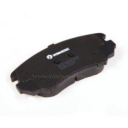 Het aangepaste Stootkussen van de Rem van de Vervangstukken van het niet-Asbest Auto Voor voor BUICK ECE R90