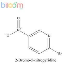 花の技術の化学試薬2-Bromo-5-Nitropyridine CAS 4487-59-6