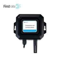 FST100-2001 24V DC Analog 0-10V 4 20mA RS485 Temperatur und Feuchtigkeitssensor