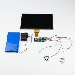 Резолюции 4.3inch 480X272 Видео Модуль автомобильной аудиосистемы на дисплее TFT DVD