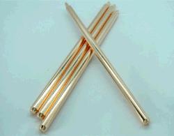 La rainure de cuivre fritté droites/Heatpipe 12mm