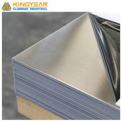 Мельница отделка из полированного алюминия и алюминиевых сплавов обычную плиту (A1050 1060 1100 3003 5005 5052 5083 6061 7075)