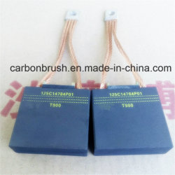 Balai de charbon pour moteur de traction Type de T900 REF 25C14784P01