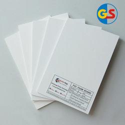Foglio di plastica PVC da 1-3mm foglio di plastica PVC foglio di schiuma scheda blu Pellicola