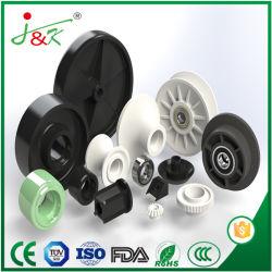 Plastikteile gebildet von ABS, PP, POM, PC, Nylon, usw.