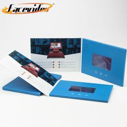 Componenten van de Kaart van de Groet van de Opname van de Leverancier van Facevideo de Chinese Video voor Brochure