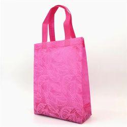 非編まれたTissu袋の印刷の非編まれたホテルの洗濯袋非編まれた袋の製造業者