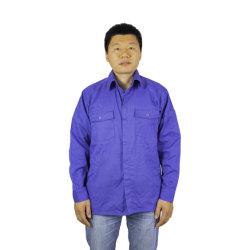 Indumenti da lavoro lavabili ignifugi di vendita caldi della fabbrica del Workwear protettivo all'ingrosso di sicurezza