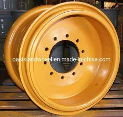 [أتر] بدون أنبوبة فولاذ عجلة حاجة (25-14.00/1.5) لأنّ [كنستروكأيشن مشنري] تجهيز عجلة محمّل/آلة تمهيد عجلة مع إطار 17.50-25