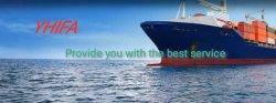 Sea Shipping Transitaire 20 FT 40ft 40hc 45hc conteneur en provenance de Chine à l'Espagne