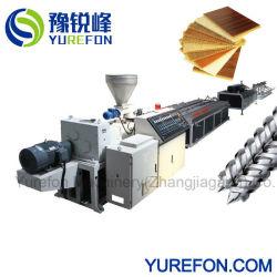 Pannello da soffitto in PVC pannello parete estrusore Profilo macchina linea di produzione