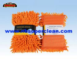 Microfiber Chenille-bester Auto-Wäsche-Schwamm (CN1474)