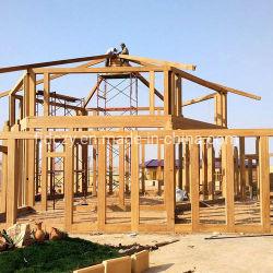 Materiali da costruzione costruiti della colonna del compensato di bambù di bambù del fascio