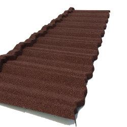 Камень Крыши с покрытием плиткой из Galvalume Alu-Zinc стали
