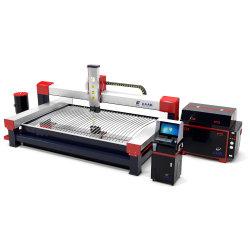 Laser-Ausschnitt-Maschine für Metall-CNC-Ausschnitt durch Wasserstrahl