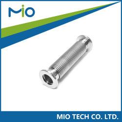 Il riscaldatore di acqua del tubo flessibile muggisce il tubo resistente ondulato idraulico dell'acciaio inossidabile per il tubo flessibile dell'impianto idraulico