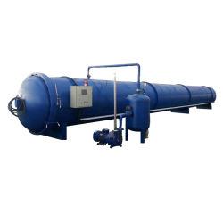 Alta temperatura y presión El equipo de la impregnación de maderas