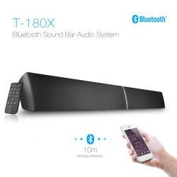 Nova chegada do alto-falante da barra de som Bluetooth do Sistema de Home Theater para 55 polegadas TV 60 polegadas
