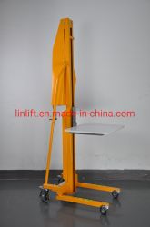 100kg, 1.5m, 미니 유형 윈치 수동 스택커