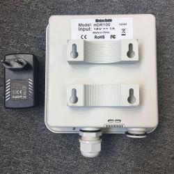 Outdoor Wireless un puerto LAN del router de la industria 4G con 2*2 4G/WiFi antena MIMO y Embedded Watchdog, Recuperación automática