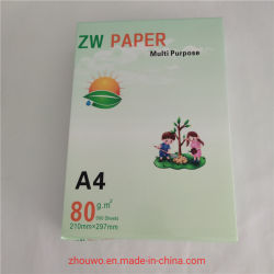 Bedeckt weißes Kopierpapier 500 des Kopierpapier-A4 70g ein Druckpapier Q211221 des Satz-Büro-A4
