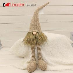 Best-Seller Nordic Fabric Wobbling Gnome Figurine Zweedse Kerst Decoratie, naaiambachten voor Home Decoratie en Vakantie Giften