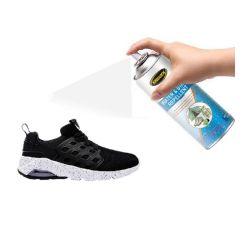 Mancha repelente al agua, protector de la zapata de Spray para bolsos, carteras, zapatos, botas, accesorios