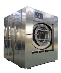 De industriële Voor Schoonmakende Apparatuur 30kgs 50kgs 100kgs van de Trekker van de Wasmachine van de Wasserij van de Lading Op zwaar werk berekende Commerciële voor de Kledingstukken van de Was van het Ziekenhuis van de Winkel van de Wasserij van het Hotel