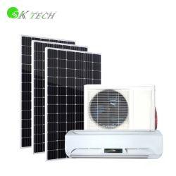 Gute Qualitäts-Wechselstrom-Gleichstrom auf Einsparung-Elektrizität der Rasterfeld-Solarklimaanlagen-20000BTU