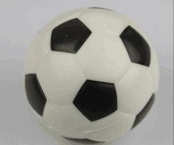L'approvisionnement PU 60mm 100mm Mini Soccer Football Mousse de PU anti stress Balle Squishy personnalisé de football