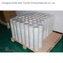 Bildschirm-Drucken-Haustier-Film-Kopierpapier-Stutzen-Kennsatz-Drucken-Firmenzeichen-Druckenmaterieller Matt-Freigabe-Beschichtung-Film-Haustier-Film-Hersteller