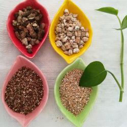 Zilveren Vermiculiet 57mm van de Thermische Isolatie van het Vermiculiet van de tuinbouw Landbouw Gouden