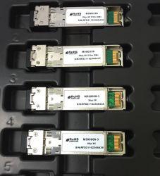Module récepteur vidéo Fibre SFP 1-20 km Module émetteur SD-SDI
