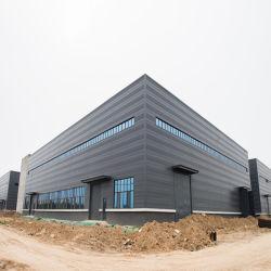 Barato 20% de descuento de fabricación de prefabricados de estructura de acero Construcción edificio en Etiopía para almacén