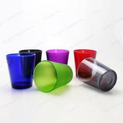 Матового цвета при свечах наружное кольцо держателя контейнера вотиве стекло наружного кольца подшипника