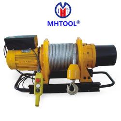 1 t di costruzione veloce/lenta Anchor Marine Electric Winch fabbrica per Sollevamento e trazione da parte di CE Approcal