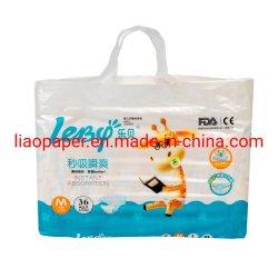 Les couches pour bébés produits jetables de haute qualité des produits de soins des bébés (couches couches)