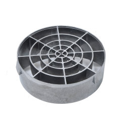 Aluminio moldeado a presión de Venta caliente para la salida de aire electrónico