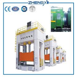 Serviço Pesado Chapa Grossa dobrando/carimbo/Alongamento prensa hidráulica para Porta de Trem
