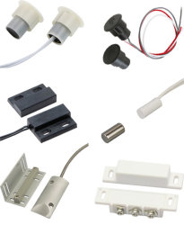 磁気接触のドアのWindowsスイッチ磁気接触によって引込められる磁気接触